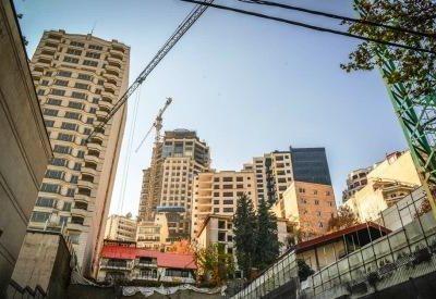 صدور پروانه ساختمانی در ایران کاهش یافته است!