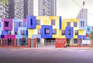 تاثیر رنگ ها در طراحی شهری چیست؟