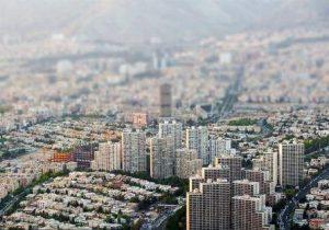 قیمت آپارتمان در مناطق ۲۲گانه تهران چقدر است؟