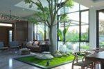 روشهای استفاده از تهویه طبیعی در معماری داخلی