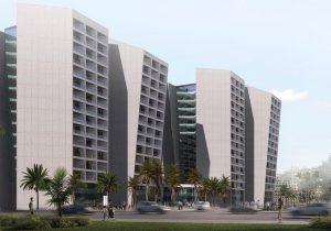 رتبه نخست مسابقه طراحی هتل آرمیتاژ کیش