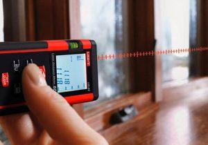 کاربرد متر لیزری در معماری و ساختمان